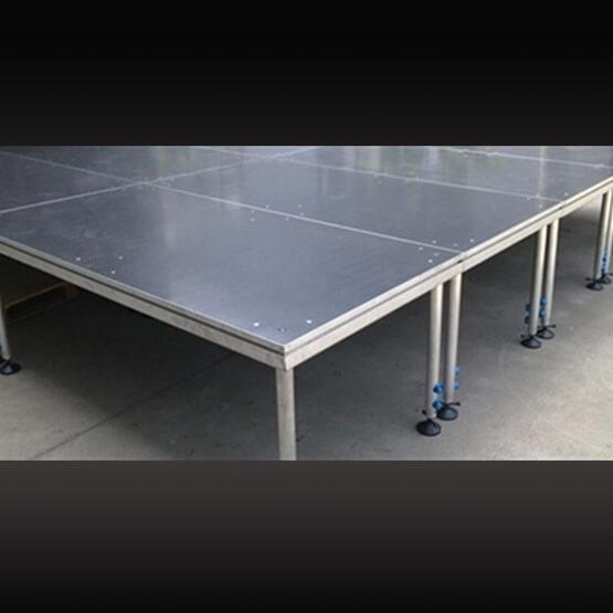 Prestige Stage Planks 2x1m, Adjustable height - JP Light ...