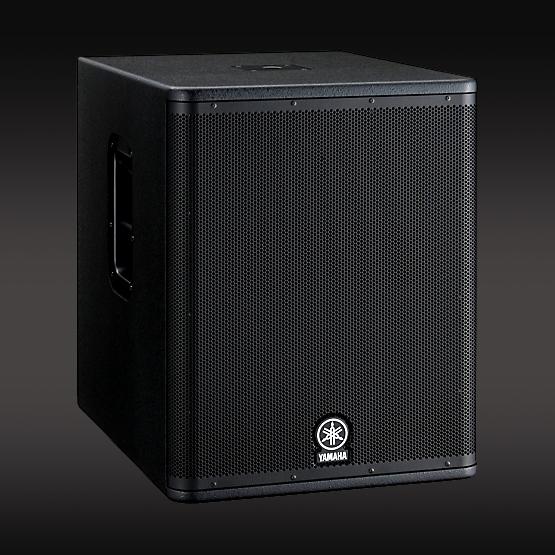 yamaha dxs15 subwoofer 950w jp light sound. Black Bedroom Furniture Sets. Home Design Ideas