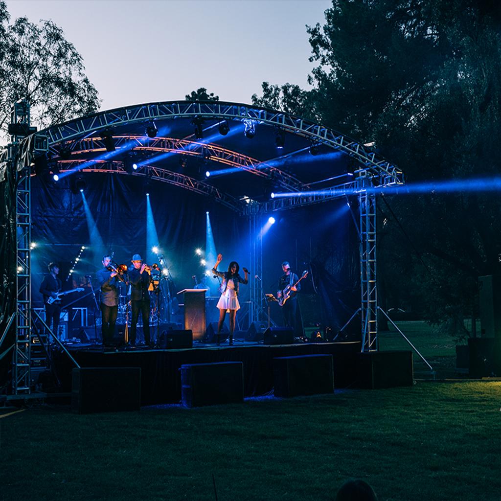 Party Lighting & Speaker Hire Adelaide | Wedding / Event DJ | Audio