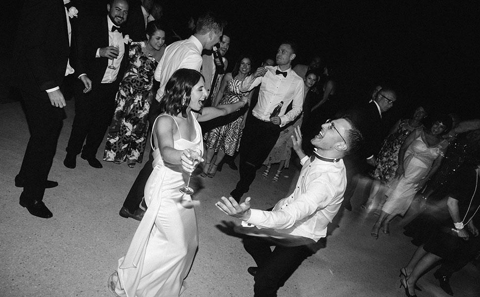 JP Light & Sound - Wedding DJ Dance Floor -5