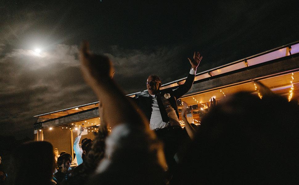 JP Light & Sound - Wedding DJ Dance Floor