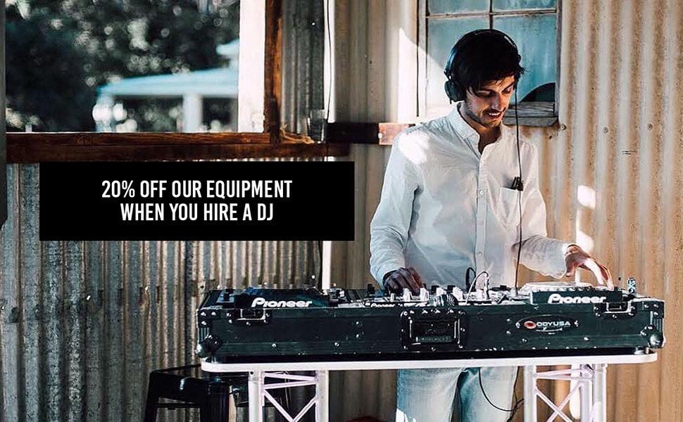 JP Light & Sound - Wedding DJ